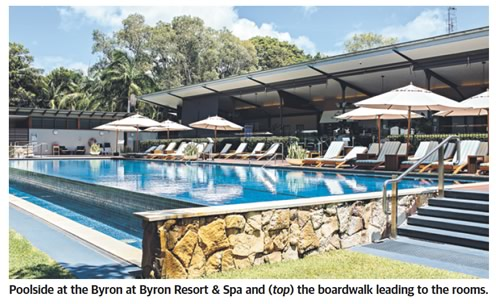 BYRON AT BYRON RESORT & SPA
