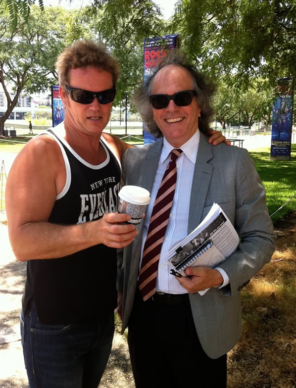 Phil and Craig McLachlan
